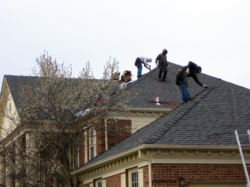 St. Louis Residential Roofing Company in Missouri