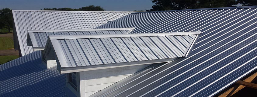 Metal Roof Services in Charlotte North Carolina
