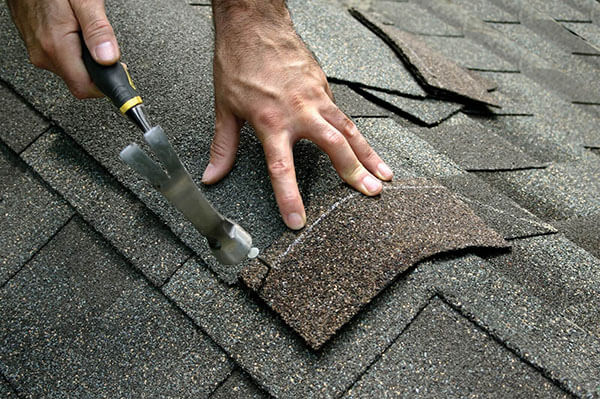Professional Roofer Repair