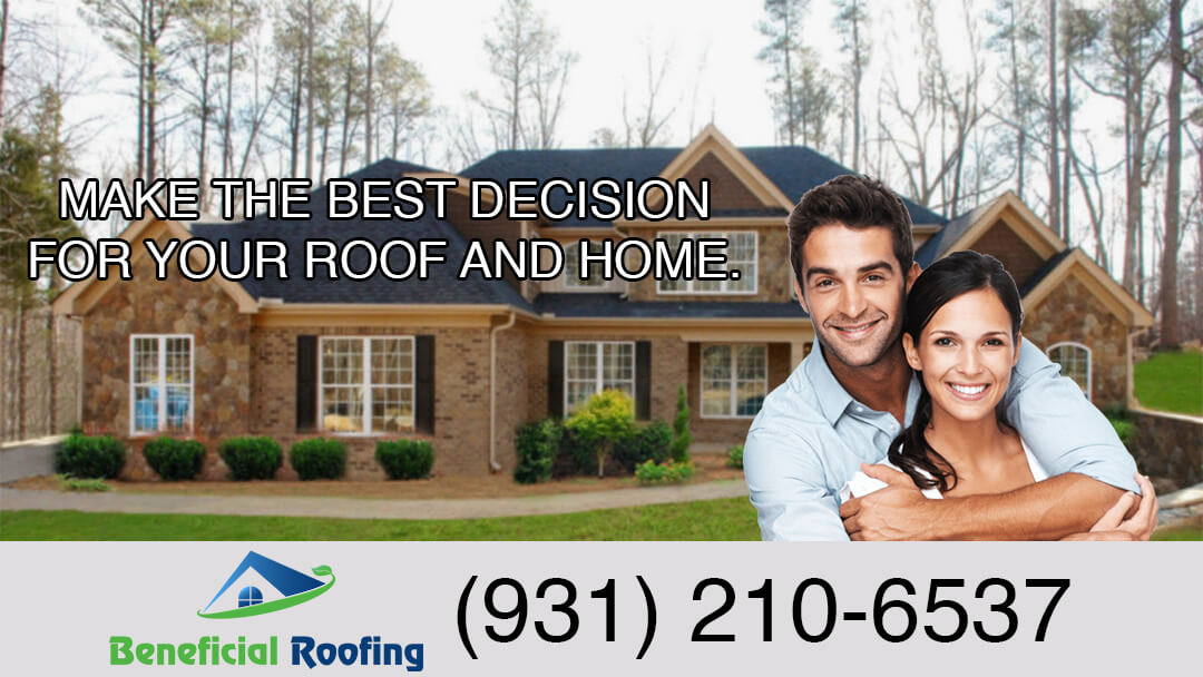 Voted Best Roofing Company In Crossville Tennessee