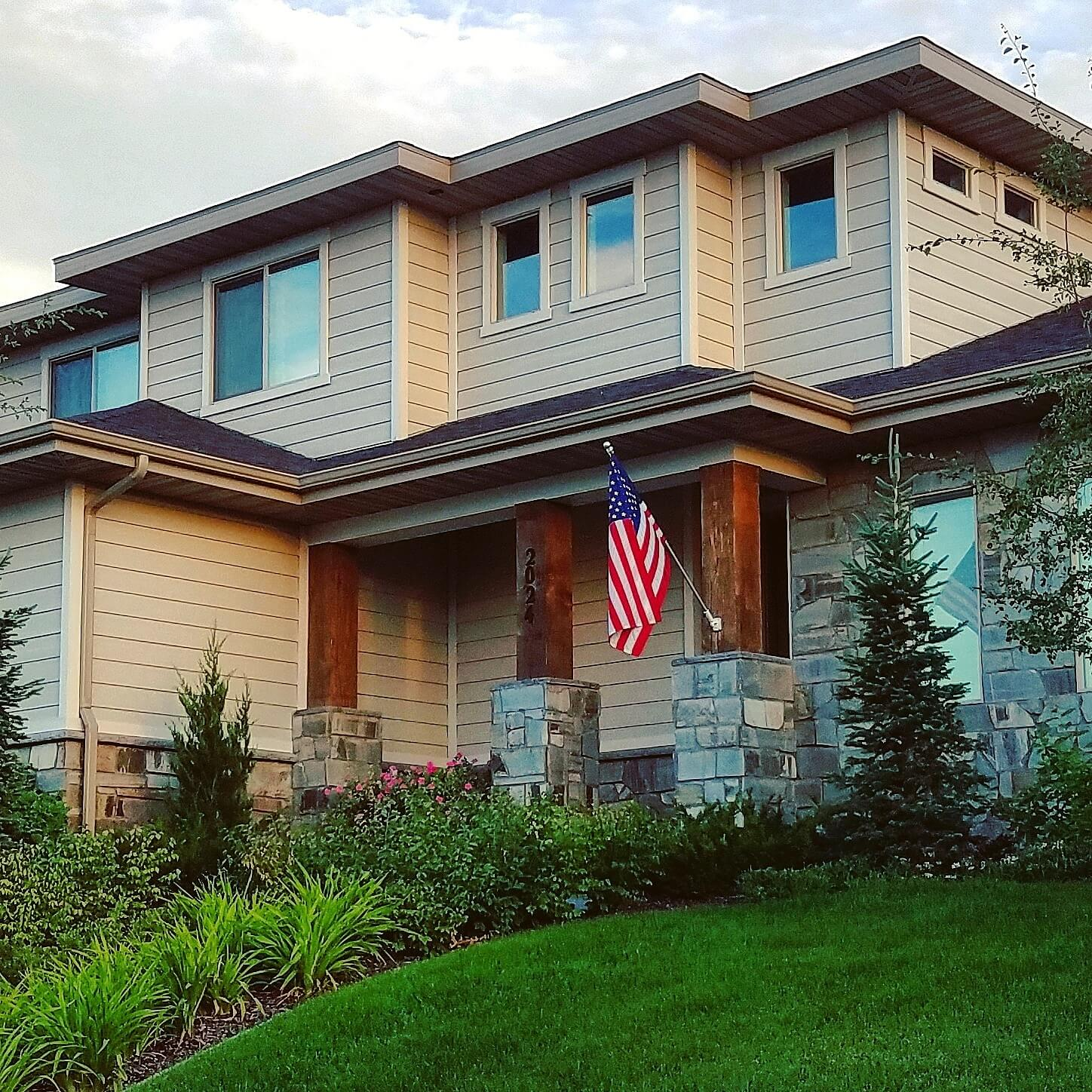 The Face Of Homes Through The Decades Beneficial Roofing