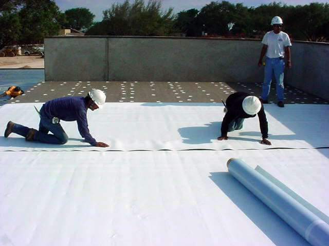 Nashville Commercial Roofer