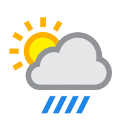 Roofing Weather Icon