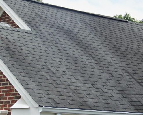 Roofing Stains get rid of