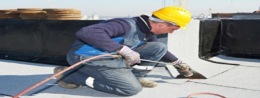 Commercial Roofing Services at Rockwall, Texas