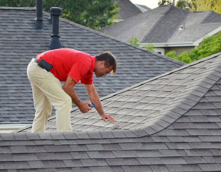 Roofing Inspection in Rockwall, Texas