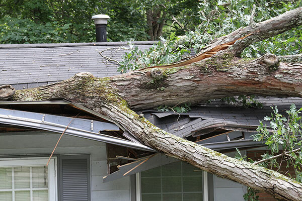 Storm Roof Damage Repair in Rockwall, Texas