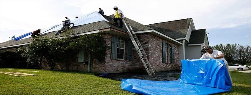 Emergency Roof Repair in Charlotte North Carolina