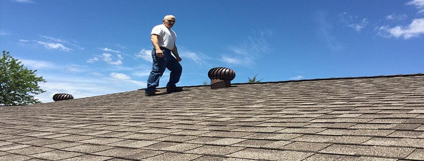 Roof Inspection in Charlotte North Carolina