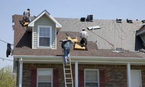 Dallas Roof replacement contract