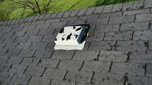Hail Roof Damage in St. Louis, Missouri
