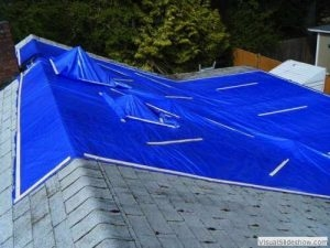 Emergency Roofing Services in Wichita, KS