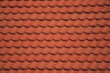 terracotta roof shingles
